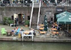 terrassen aan het water utrecht