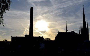 Contouren Bonaventurakerk