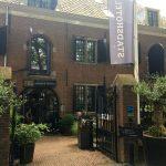 Stadshotel Van Rossum bar restaurant