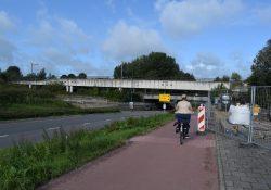 Fietsbrug Hollandbaan 't Vinkje