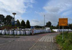 Rotonde Wulverhorstbaan Middellaanbaan
