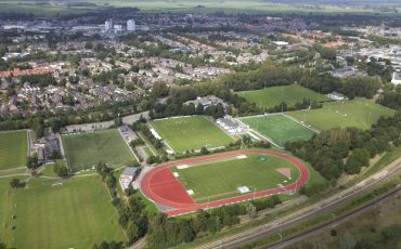 Cromwijck Woerden luchtfoto