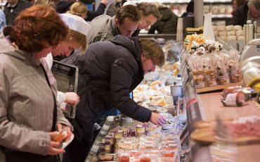 Supermarkt winkelen kerst openingstijden winkel