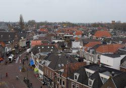 Kerkklok Bonaventurakerk Woerden uurwerk uitzicht