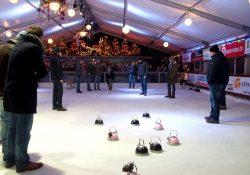 Fluitketelcurlen ijsbaan Woerden