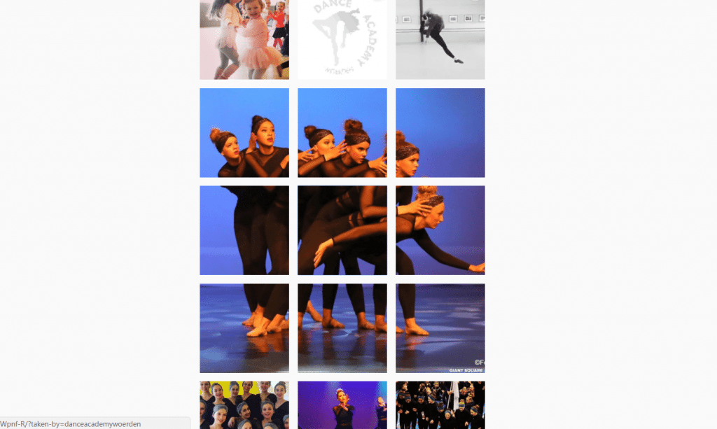 Instagram Dance Academy Woerden