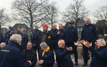 Jozina Jan van Leeuwen Woerden haven Emmakade
