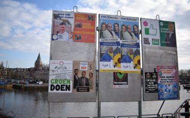 partijen gemeenteraadsverkiezingen Woerden