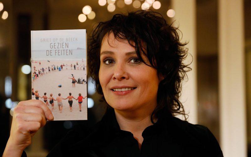 Griet Op de Beeck Boekenweekgeschenk 2018