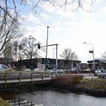 Kruispunt Lidl Boerendijk Chrysantstraat Iepenlaan Waardsedijk