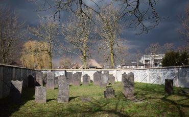 Joodse Begraafplaats Woerden