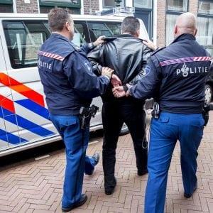 Inbreker opgepakt politie
