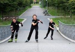 Skatetourtocht Woerden