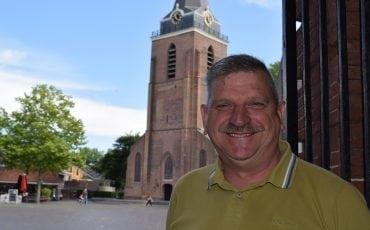 Ronald Blok Koninklijke Marechaussee Woerden ere-escorte motorrijder
