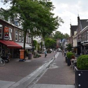Binnenstad winkelen Kruisstraat Rijnstraat Woerden