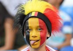 WK-voetbal Woerden groot scherm