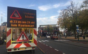 Crowdmanagement Woerden Koeiemart Nacht van Woerden 2018