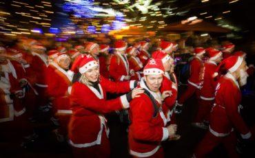 Santa Run Efteling