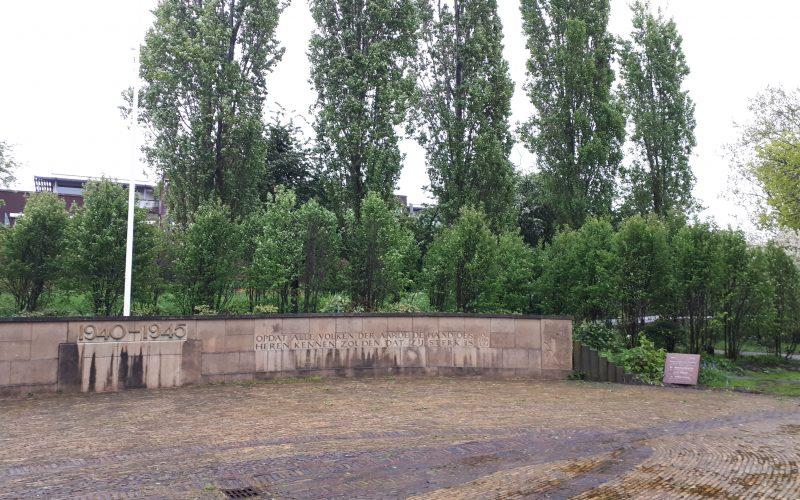 Oorlogsmonument Wilhelminapark Zoetermeer
