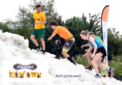 Snowworld Fun Run
