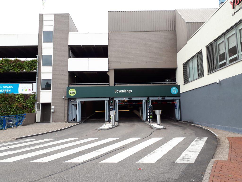 parkeren Zoetermeer