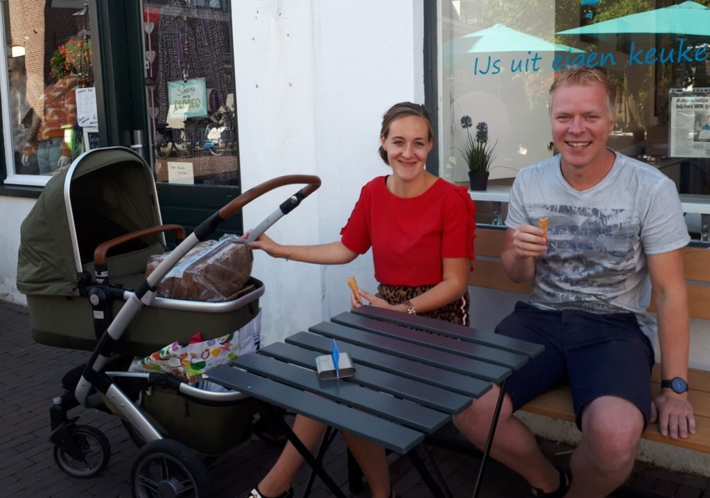 Daniëlle en Harmen Zoetermeer