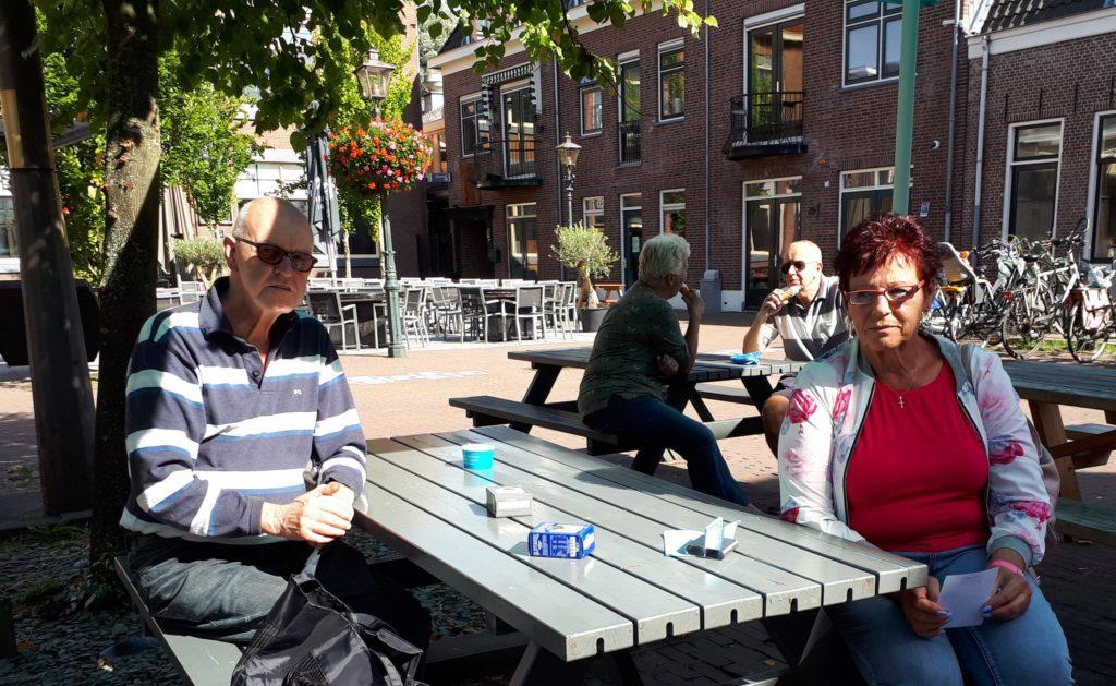 Henk en Annette Zoetermeer